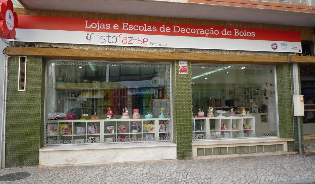 Cake Design Em Lisboa : Loja de Portimao Istofaz-se