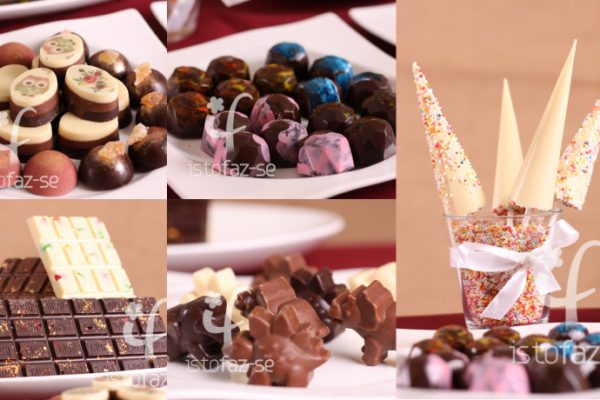 Destaque da Semana * Workshop Iniciação ao Chocolate