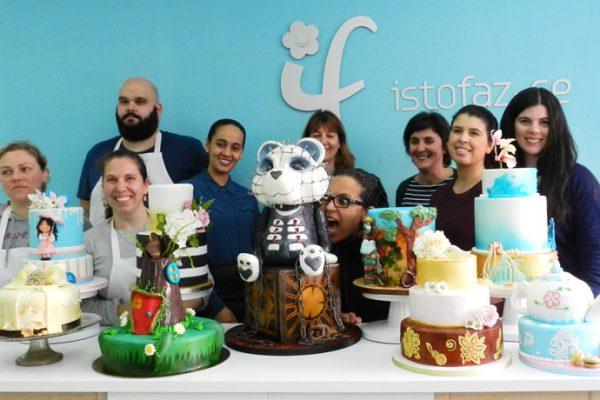 Os novos Profissionais de Cake Design