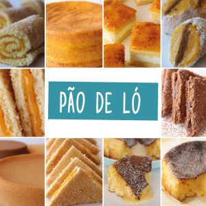 workshop de pão de ló