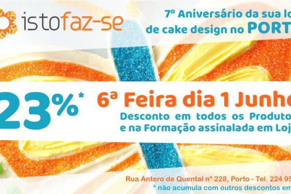 7º Aniversário da Loja do Porto