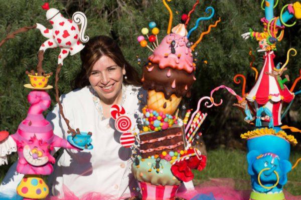 Uns bolos de outro mundo, com Natalia da Silva