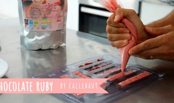 Se um Ruby é valioso, imaginem 500 g de puro gosto, aroma e sabor….