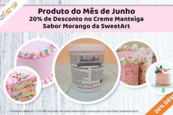 O Produto do Mês de Junho é cor de rosa