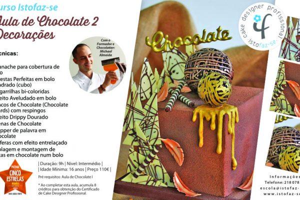 NOVA AULA do Curso Profissional de Cake Design!