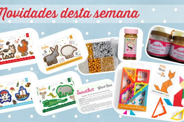 Novidades nas Lojas ;)