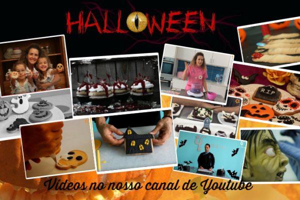 8 vídeos, 8 ideias para o seu Halloween
