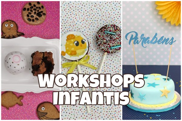 ⭐ Estão de volta os Workshops Infantis!