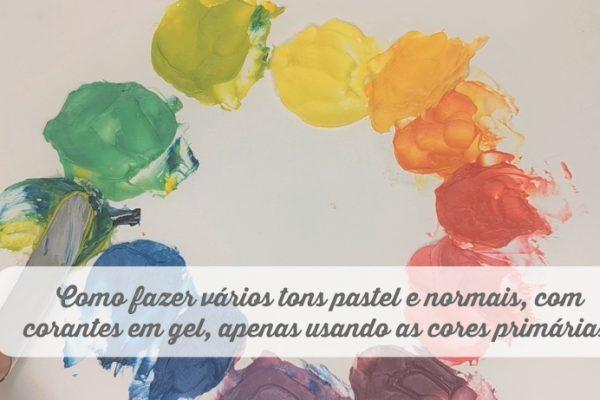 Como criar várias cores como se fosse magia!
